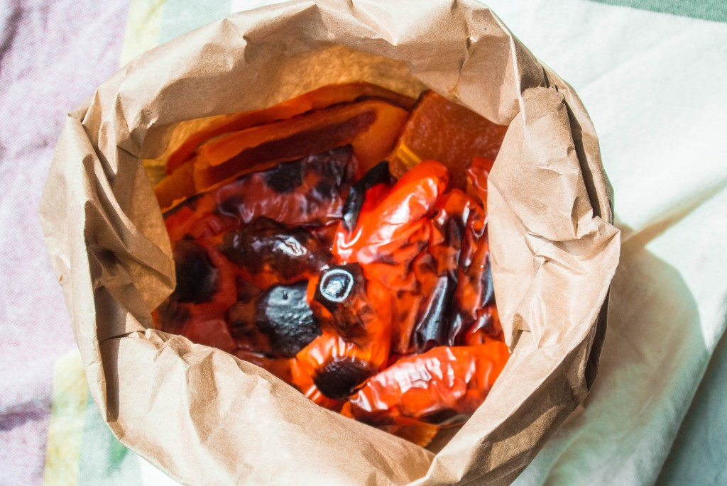 Roasted Red Peppers-3