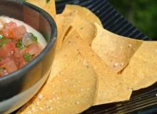 Make Your Own Tortilla Chips ~ My Utensil Crock