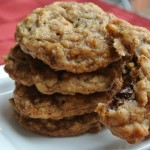 Oatmeal – Chocolate Chip Cookies