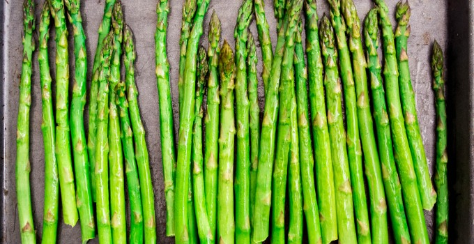 How to: Roast Asparagus