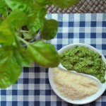 Spinach – Walnut Pesto