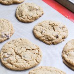 Chocolate Chunk Cookies {Whole Wheat Flour}