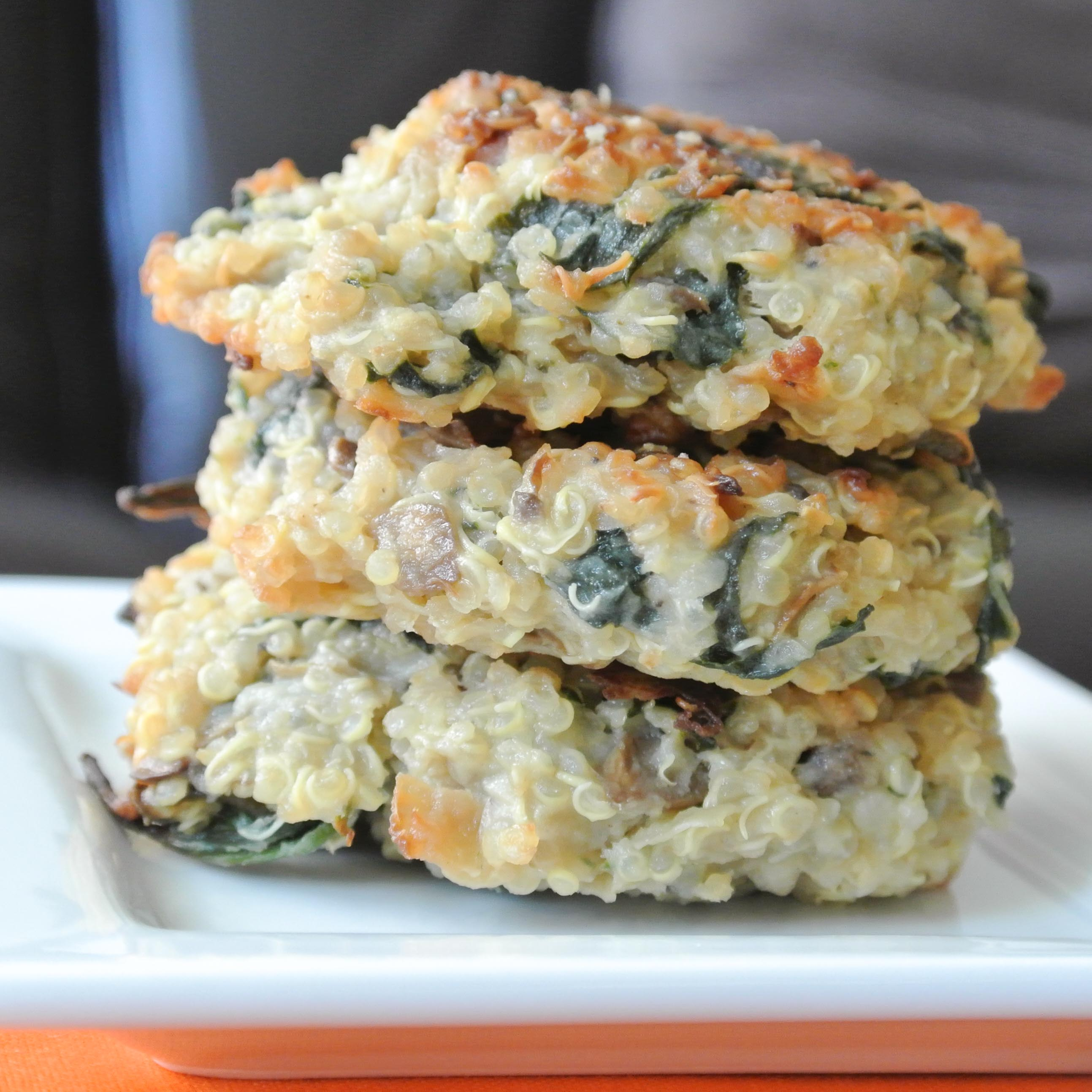Quinoa Breakfast Cakes