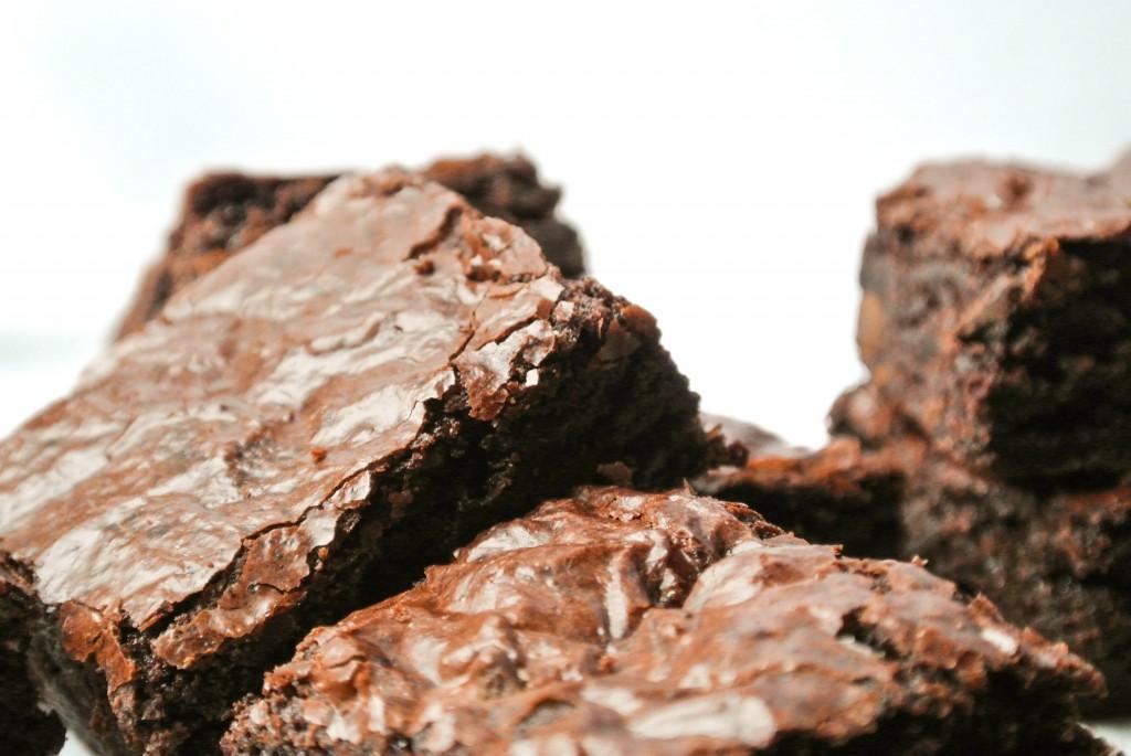 King Arthur Fudge Brownies ~ by My Utensil Crock