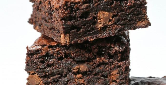 Perfect Fudge Brownies {King Arthur Flou...