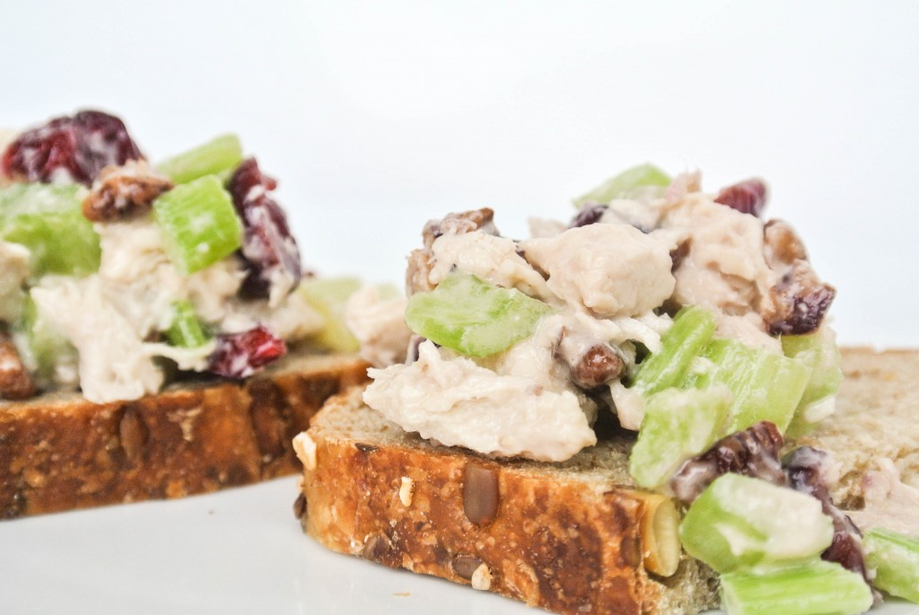 Chicken Salad (Honey, Pecans, Celery)-2