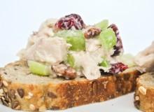 Chicken Salad (Honey, Pecans, Celery)