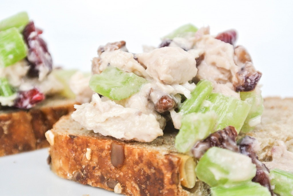 Chicken Salad (Honey, Pecans, Celery)-3
