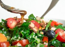 Ginger Kale Salad-7