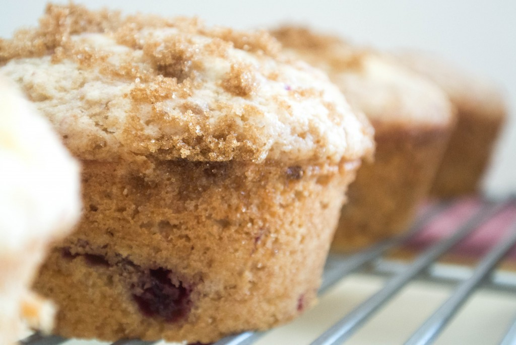 Stone Fruit Muffins-5