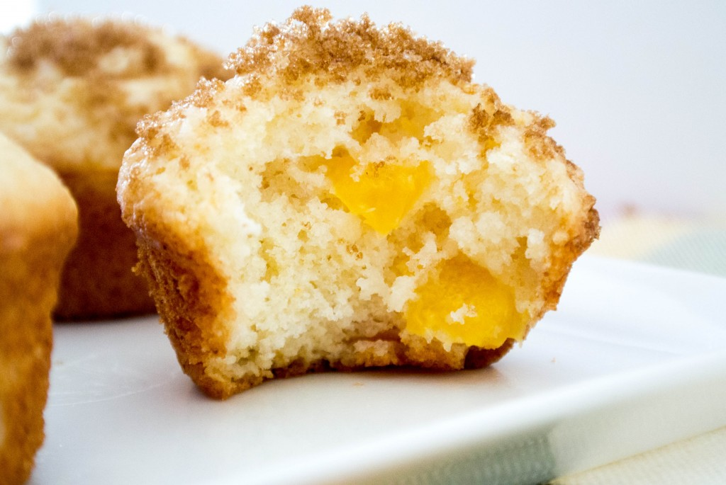 Stone Fruit Muffins-6