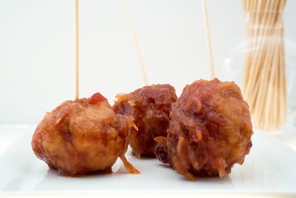 Damn Meatballs {Sweet + Sour}-3