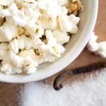 Kettle Corn {Fast + Easy + Healthy}