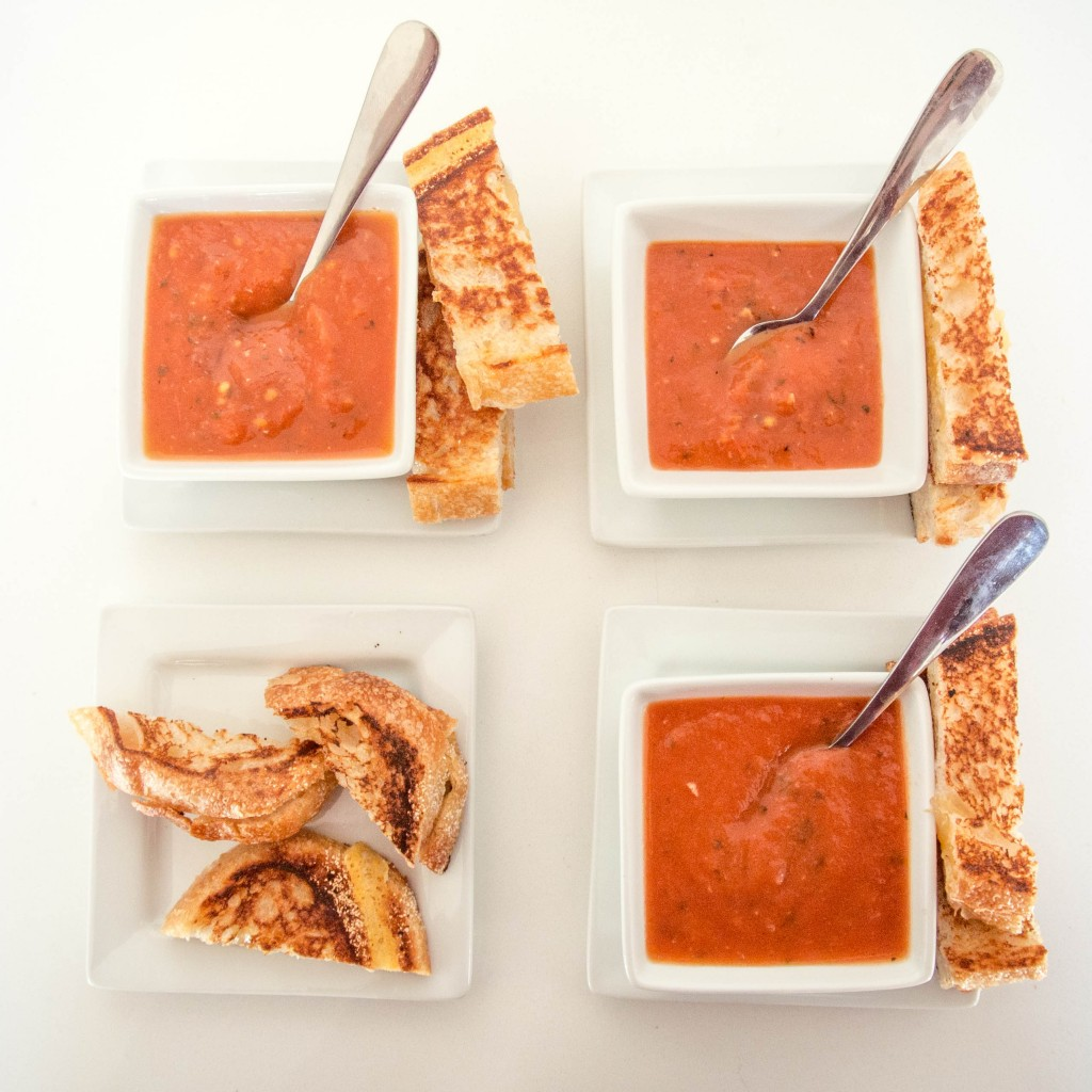 Roasted Tomato Soup square