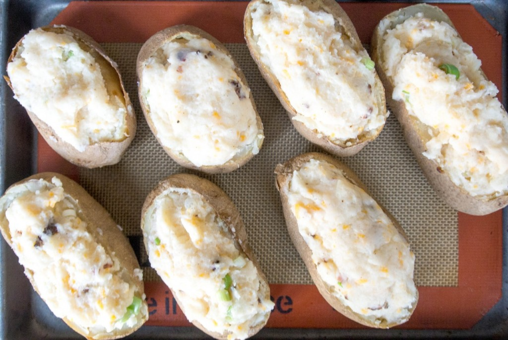 Twice-Baked Potato Prep-4