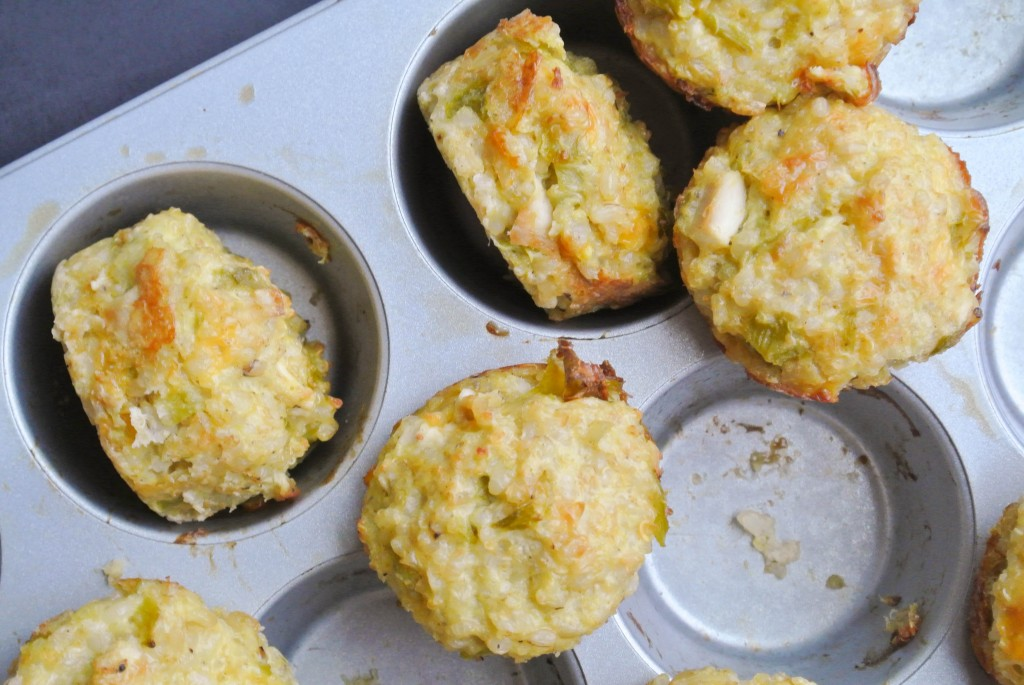 Fiesta Muffins - Eggs, Cheese, Whole Grains-7