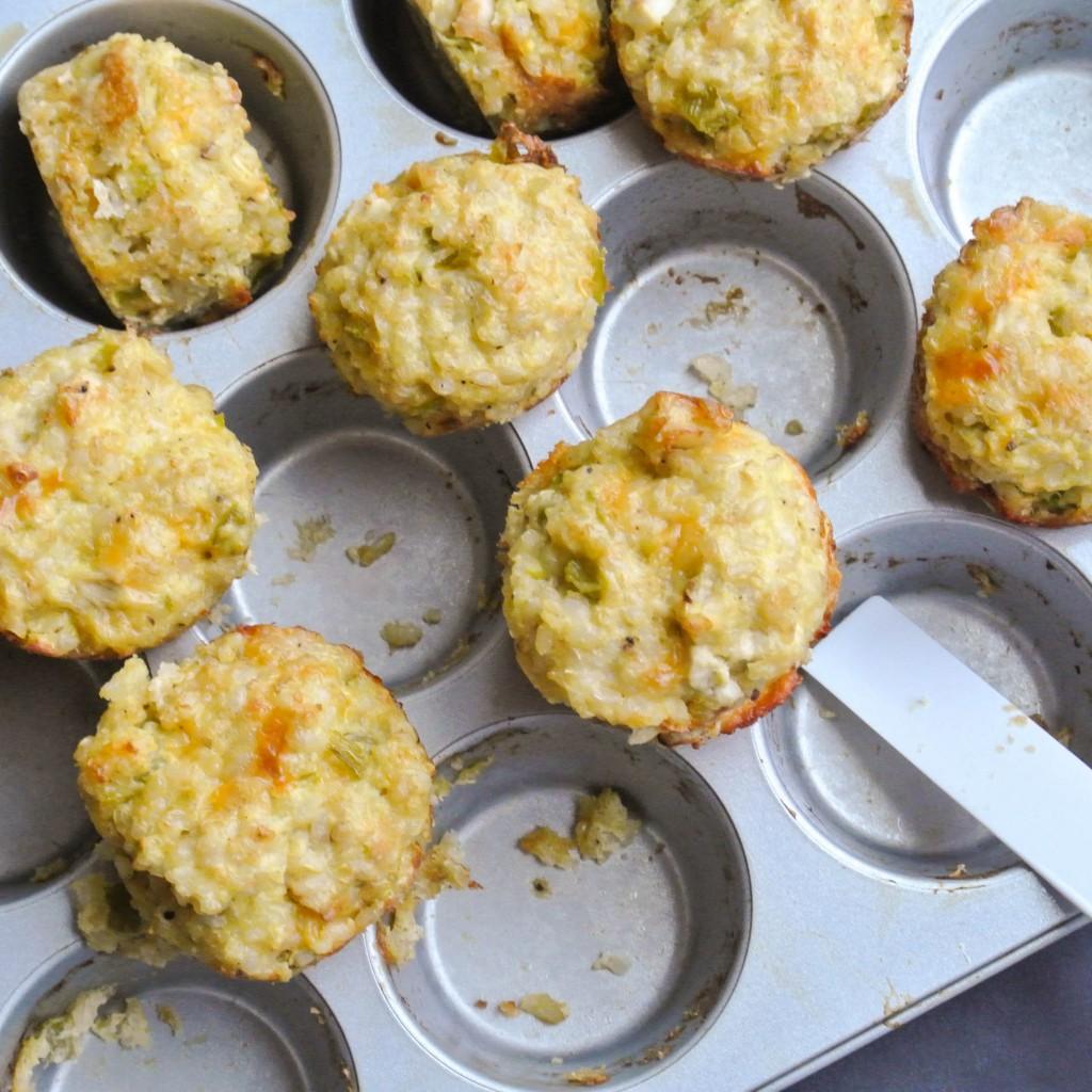 Fiesta Muffins - Eggs, Cheese, Whole Grains-sq