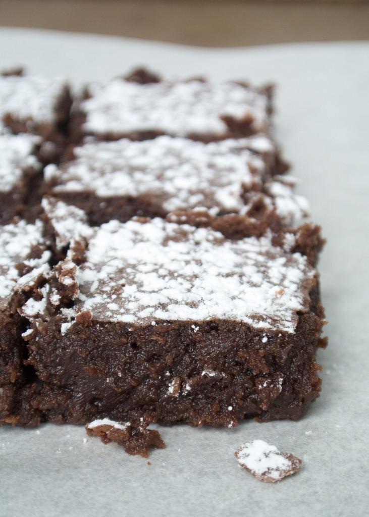 Grandma Ga's Brownies ~ by My Utensil Crock
