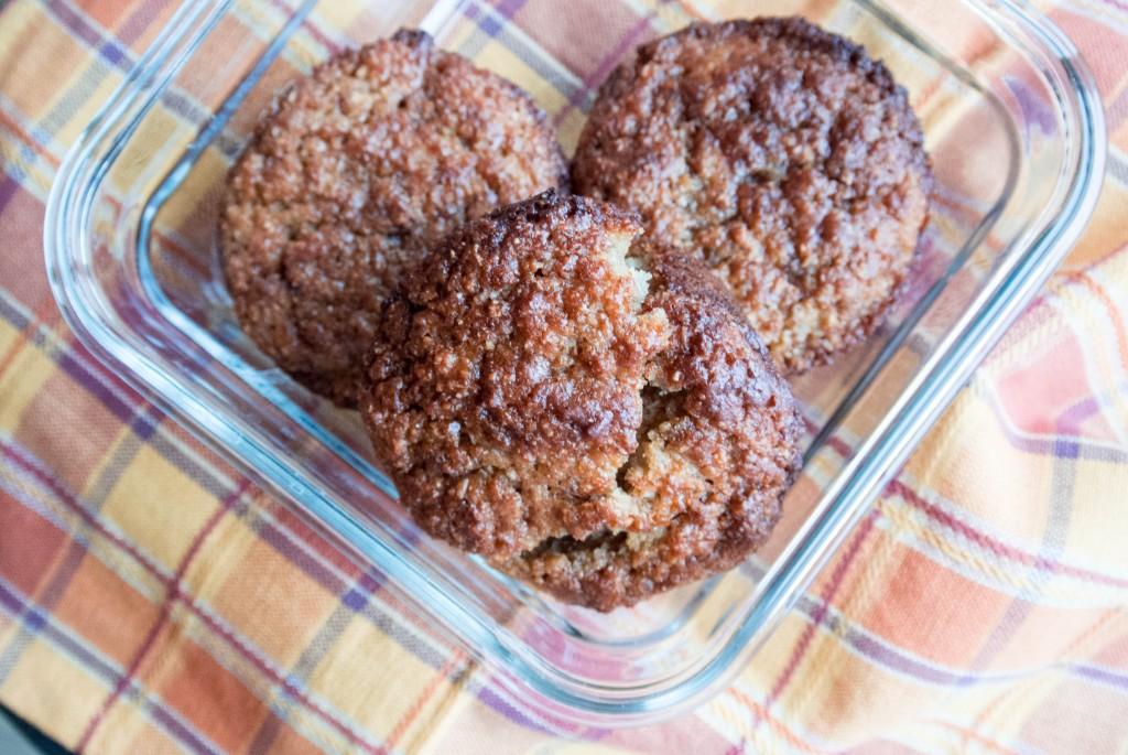 Ginger Oat Muffins-4