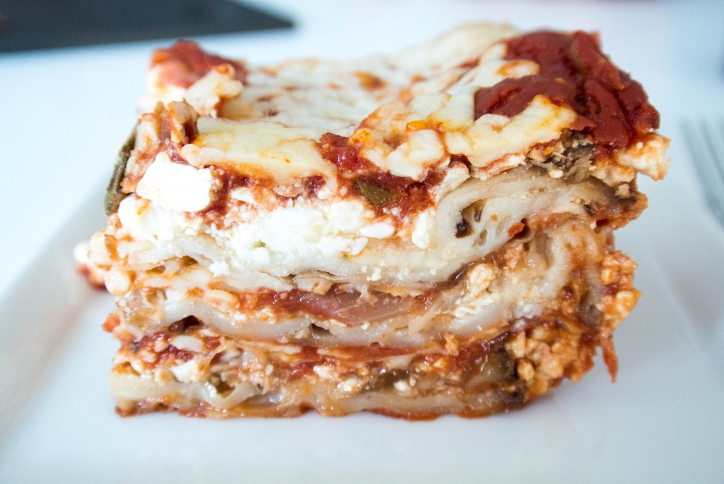 Matza Lasagna ~ by My Utensil Crock