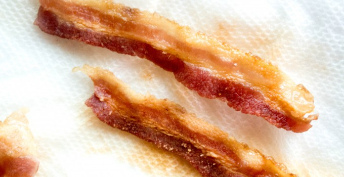 How to: Microwave Bacon