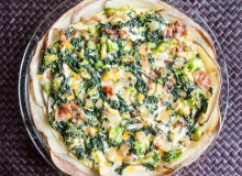 Loaded Baked Potato Quiche-2