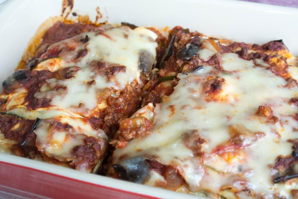 Ratatouille Lasagna-2