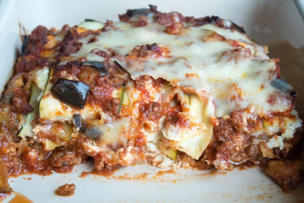 Ratatouille Lasagna-4
