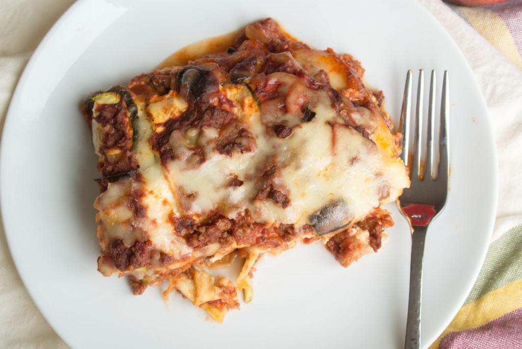 Ratatouille Lasagna-5