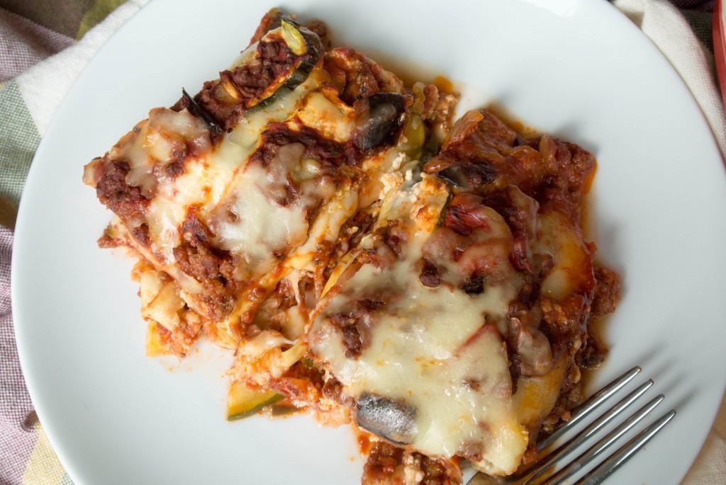Ratatouille Lasagna-7