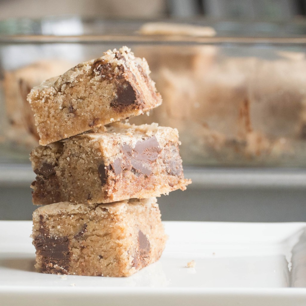 Browned Butter Chocolate Chip Bars-11