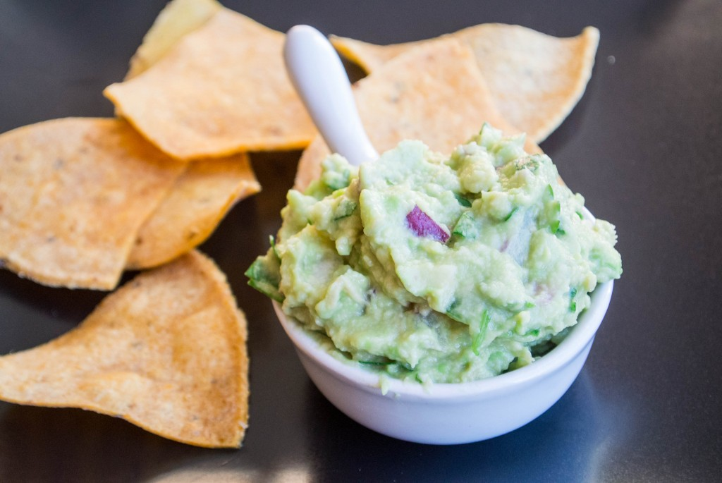 Small Batch Guacamole 1