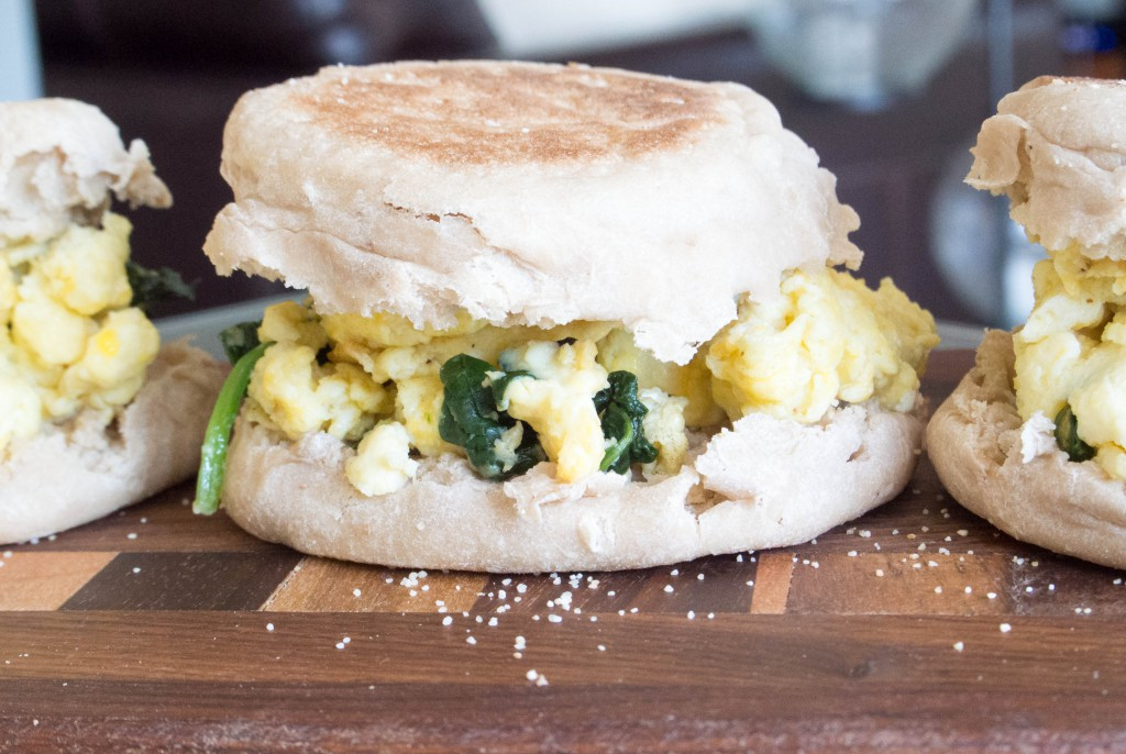 Make Ahead Breakfast Sandwiches by My Utensil Crock