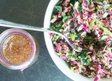 Super Slaw with Cider Vinegar Dressing by My Utensil Crock