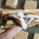 Indoor S'Mores for a Group by My Utensil Crock