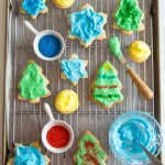 Grandma's Holiday Cookies {a/k/a Cut-Out Cookies}