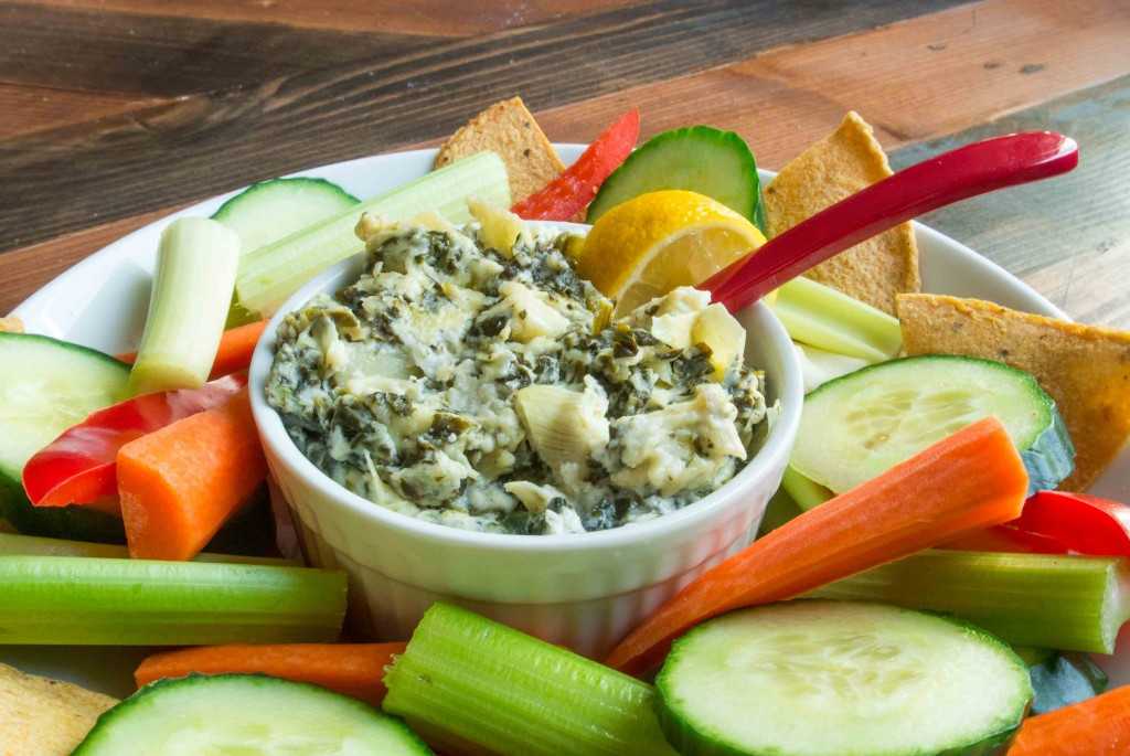 Classic Spinach and Artichoke Dip ~ by My Utensil Crock