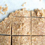 Coconut Cashew Date Snack Bars {No-Bake}