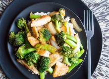 Broccoli - Chicken Stir Fry ~ by My Utensil Crock