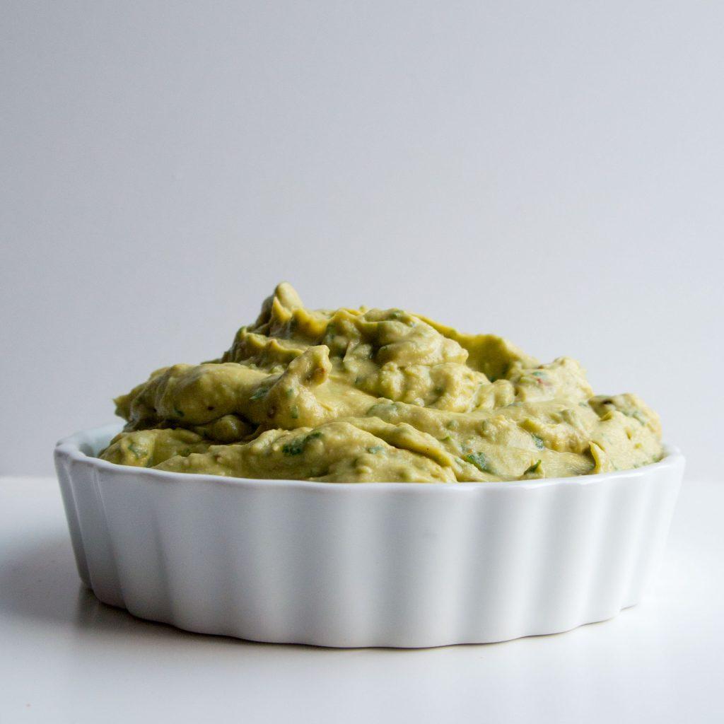 Guacahummus ~ Guacamole Hummus by My Utensil Crock
