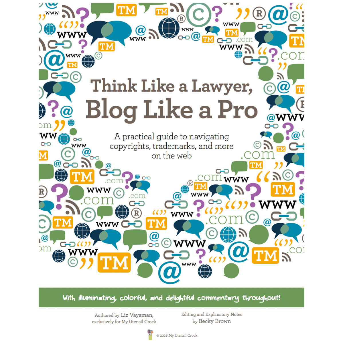 Buy Think Like a Lawyer, Blog Like a Pro - Now!