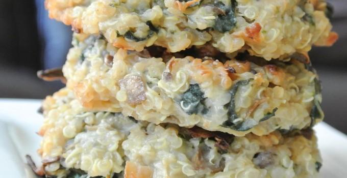 Quinoa Breakfast Cakes