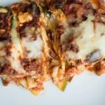 Ratatouille Lasagna {No-Noodle}