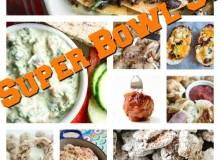 11+ Super Bowl Snacks from My Utensil Crock
