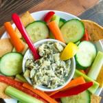 Classic Spinach Artichoke Dip